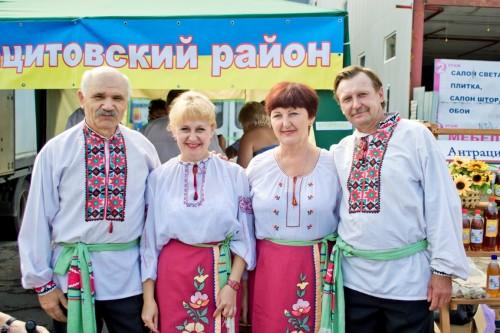 ФОТО фольклор. кол.ва РАЗГУЛЯЙ с. Ивановка,Антрацитовский р-н.