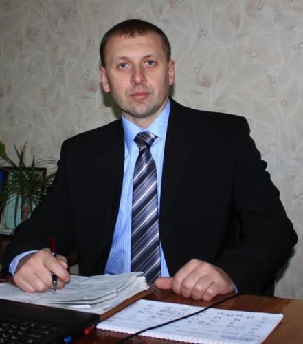 Директор АЦГДК им.Ленина Шершнев Андрей Степанович