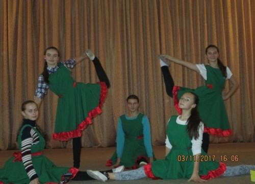 Детский хореографический коллектив народного танца «ЗАБАВА»5