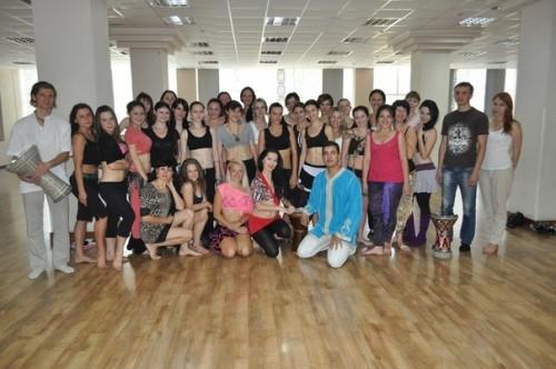 Клуб любителей современного танца Веста