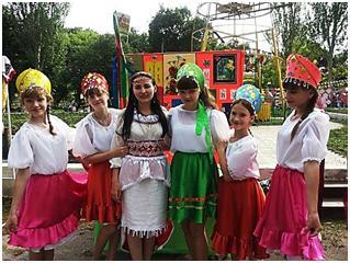 Вокальный ансамбль «Аквамарин»