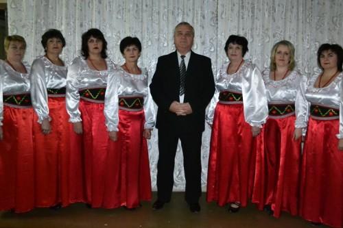Вокальный ансамбль Калина красная