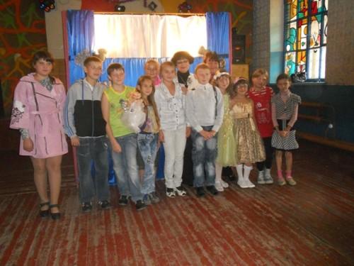 театр кукол Буратино