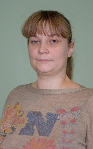 20 Рекиян Мария Александровна с. Голубовское